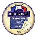 フランス イル・ド・フランスブルーチーズ 125g