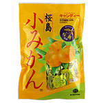 冨士屋製菓 桜島小みかんキャンディ 80g×10個