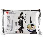 菊水 山頭火旭川とんこつ塩 2人前(めん110g×2)×2袋