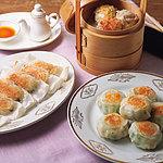 【お取り寄せ】【G】 成城石井自家製 海老蒸棒餃子とにら饅頭のセット 2種16個入