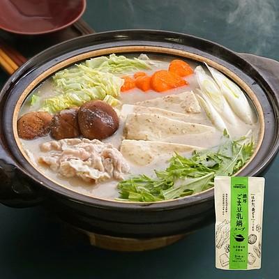 成城石井 濃厚ごま豆乳鍋スープ 750g