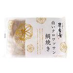 果香音 白いクロワッサン鯛焼き 1個×3袋