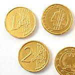 成城石井 金貨型チョコレート巾着 100g(約14個)