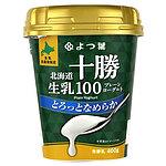 よつ葉 北海道十勝生乳100とろっとなめらかヨーグルト 400g×6個