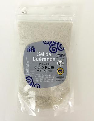 フランス産 ゲランドの 塩 セルファン ( 顆粒 ) 2500g