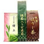 【送料込み】 日本茶 飲み比べセット