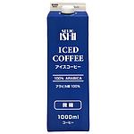 成城石井 アイスコーヒー 【微糖】 1000ml×12本 【紙パック】