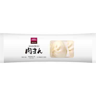 成城石井desica 北海道産豚肉の肉まん 50g×4個
