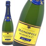 フランス シャンパーニュ エドシック・モノポール ブルートップ ブリュット 750ml