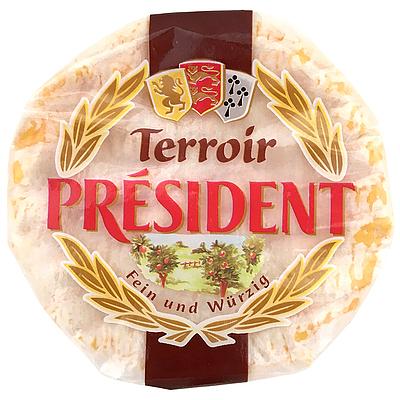 フランス プレジデント テロワール 200g