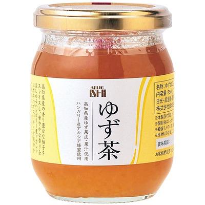 成城石井 高知県産ゆず使用 ゆず茶 250g