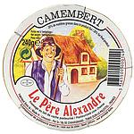 フランス カマンベール ペール・アレクサンドル 240g