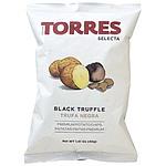 トーレス 黒トリュフポテトチップス 40g