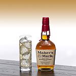 バーボンウィスキー メーカーズマーク 700ml