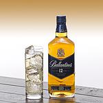 ブレンデットスコッチウイスキー バランタイン12年ブルーラベル 700ml