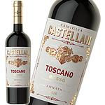 イタリア トスカーナ カステラーニ トスカーナ ロッソ 750ml