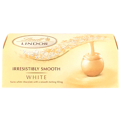 リンツ リンドールホワイト 36g (3p)