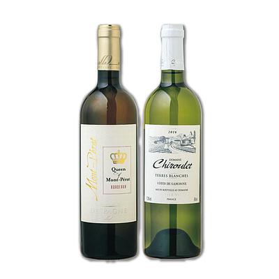 【お取り寄せ】 飲み比べ!違いを感じるワインセットC ~白ワインのテロワールの違いを感じる~ 750ml×2本 【E】
