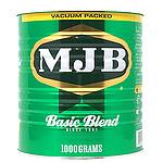 MJB ベーシックブレンド 缶 1000g