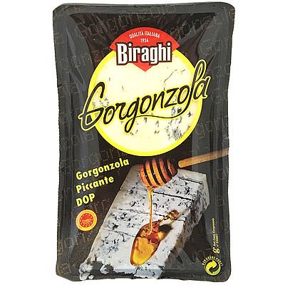 イタリア ビラーギ ゴルゴンゾーラ ピッカンテ DOP 200g   水・日出荷不可