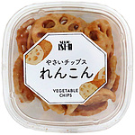 成城石井 野菜チップス れんこん 60g