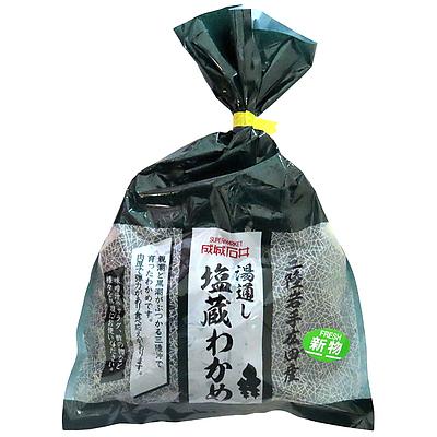 成城石井 三陸岩手広田産湯通し塩蔵わかめ 150g