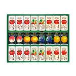 【2019年お中元】 ゴールドパック 国産野菜・果実のストレートジュースセット PA-35 【E】