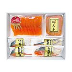 【2019年お中元】 三洋食品 鮭グルメセット SMT‐501 【W】 | 沖縄離島不可