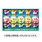 【2019年お中元】 Hitotoe 凍らせて食べるアイスデザート 9号 【E】