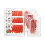 【2019年お中元】 三洋食品 スモークサーモン・生ハムセット SSR-401 【W】 | 沖縄離島不可