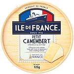 フランス イル・ド・フランス クリーミーカマンベール 125g