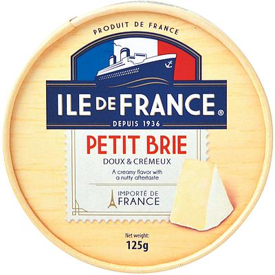 フランス イル・ド・フランス ブリー 125g