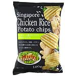 スイートボックス シンガポール風チキンライスポテトチップス 100g
