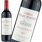 フランス ボルドーシューペリュール CH フラン クープレ 750ml