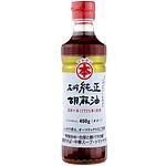 竹本油脂 マルホン 圧搾純正胡麻油 ペット 450g