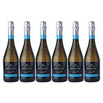 【お取り寄せ】 人気スパークリングワイン ゾーニン プロセッコ 6本セット 750ml×6本 【E】