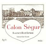 フランス ボルドー サンテステフ 2018 CH カロン セギュール 750ml | 2018年プリムールワイン