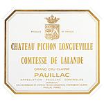 フランス ボルドー ポイヤック 2018 CH ピション ロングヴィル コンテス ド ラランド 750ml | 2018年プリムールワイン