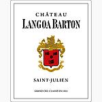 フランス ボルドー サンジュリアン 2018 CH ランゴア バルトン 750ml | 2018年プリムールワイン