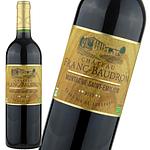 フランス ボルドー 2015 CH フラン ボードロン 750ml | オーガニックワイン