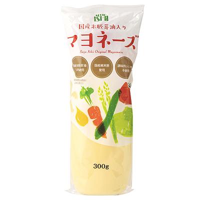 成城石井 国産米胚芽油入りマヨネーズ 300g