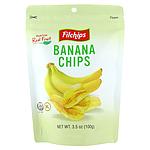 フィルチップス バナナチップス 100g