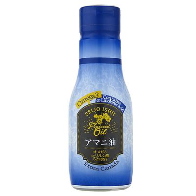 成城石井 カナダ産アマニ油 (フラックスシードオイル) 170g