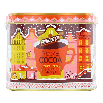 バンホーテン ピュアココア リミテッドデザイン缶 200g