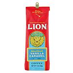 ライオンコーヒー  バニラキャラメル 198g