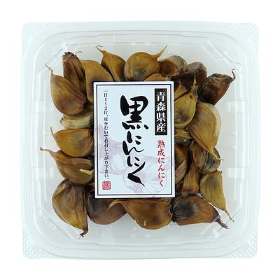 青森県産 熟成黒にんにく 120g