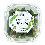 成城石井 野菜チップスオクラ 60g