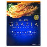 青の洞窟 GRAZIA ウニのトマトクリーム 140g×10個