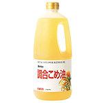ボーソー 調合米油(ボトル) 1350g