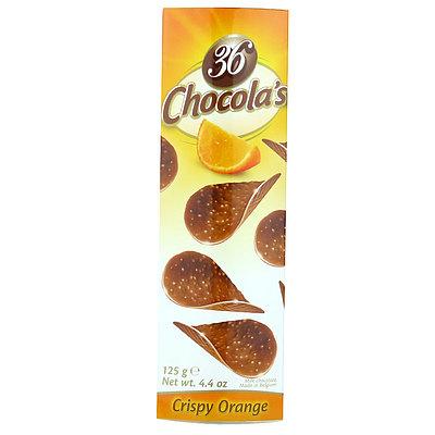 ハムレット チョコチップス オレンジ 36枚